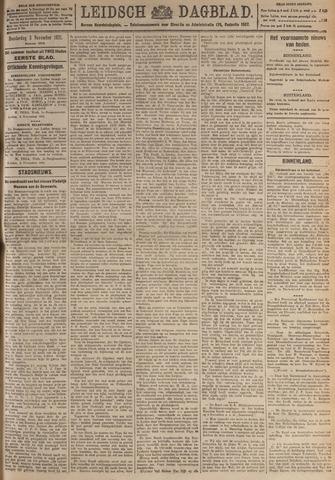 Leidsch Dagblad 1921-11-03