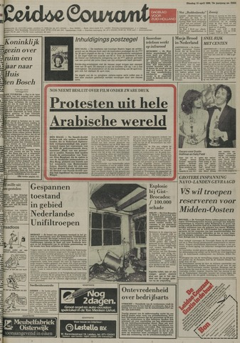 Leidse Courant 1980-04-15