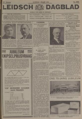 Leidsch Dagblad 1935-03-02