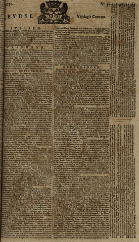 Leydse Courant 1751-03-26