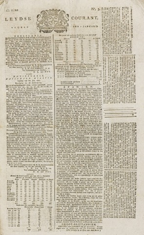 Leydse Courant 1820-01-07