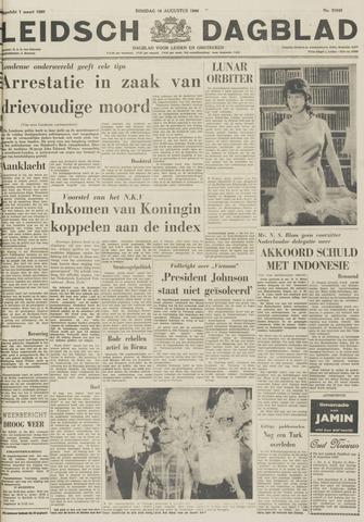 Leidsch Dagblad 1966-08-16