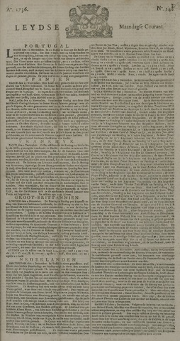Leydse Courant 1736-12-10