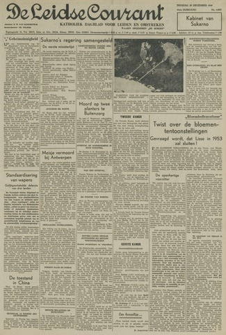 Leidse Courant 1949-12-20