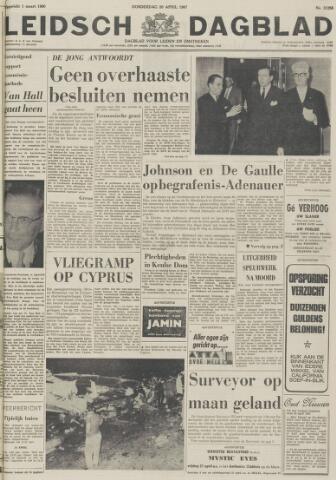 Leidsch Dagblad 1967-04-20