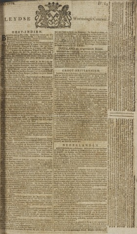 Leydse Courant 1770-02-21