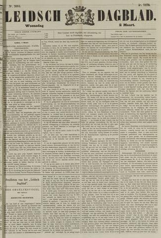 Leidsch Dagblad 1870-03-02