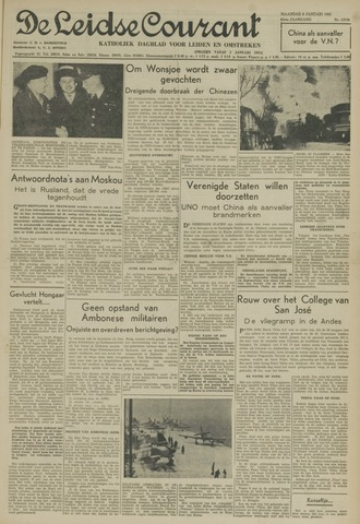 Leidse Courant 1951-01-08