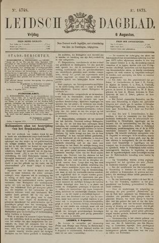 Leidsch Dagblad 1875-08-06