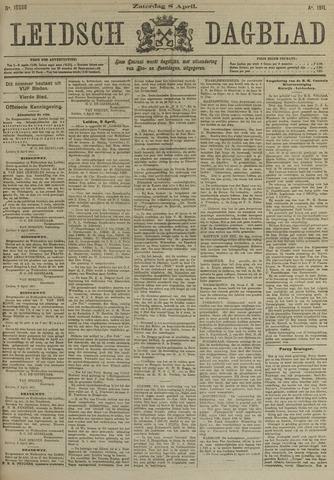 Leidsch Dagblad 1911-04-08