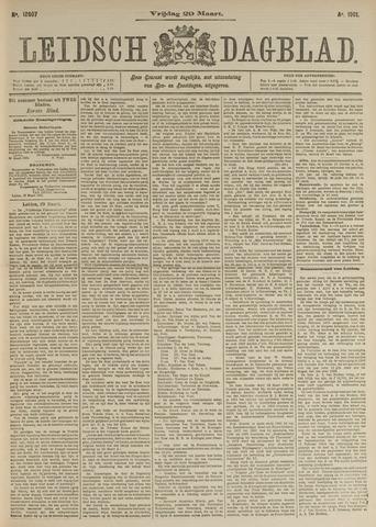 Leidsch Dagblad 1901-03-29
