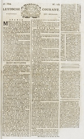 Leydse Courant 1824-09-08