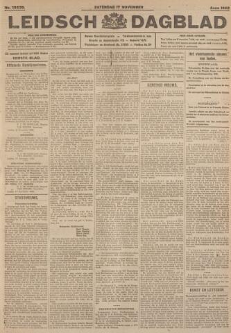 Leidsch Dagblad 1923-11-17