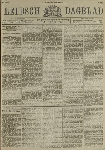 Leidsch Dagblad 1911-06-13