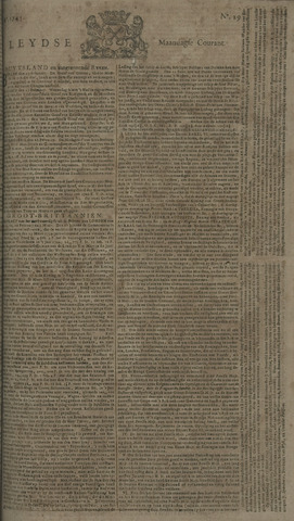 Leydse Courant 1745-03-08