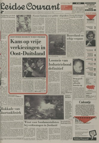 Leidse Courant 1989-11-09