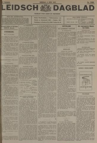 Leidsch Dagblad 1935-06-04