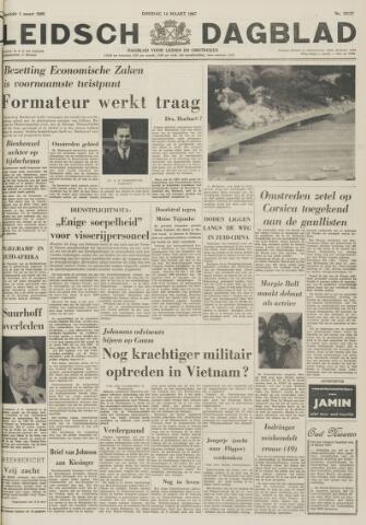 Leidsch Dagblad 1967-03-14