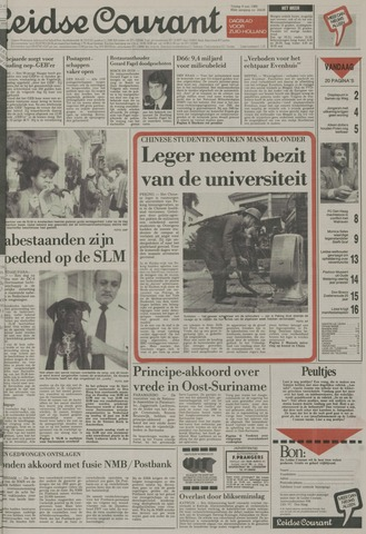 Leidse Courant 1989-06-09