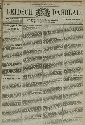 Leidsch Dagblad 1890-12-06
