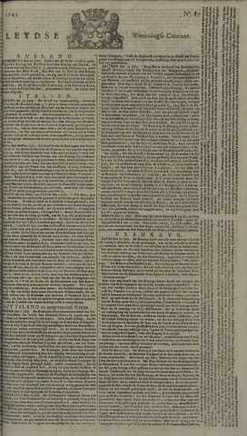 Leydse Courant 1745-07-21