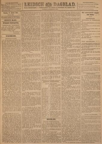 Leidsch Dagblad 1923-01-22