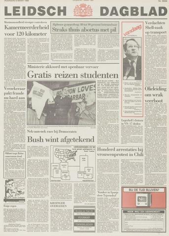 Leidsch Dagblad 1988-03-09