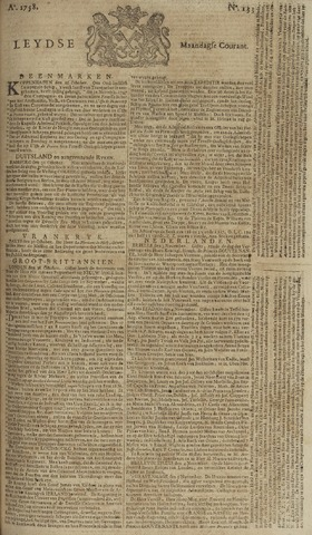 Leydse Courant 1758-11-06