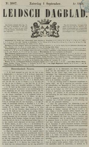 Leidsch Dagblad 1866-09-01