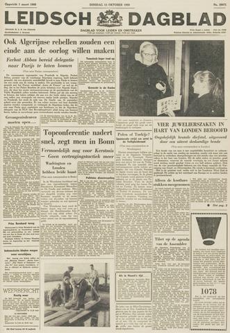Leidsch Dagblad 1959-10-13