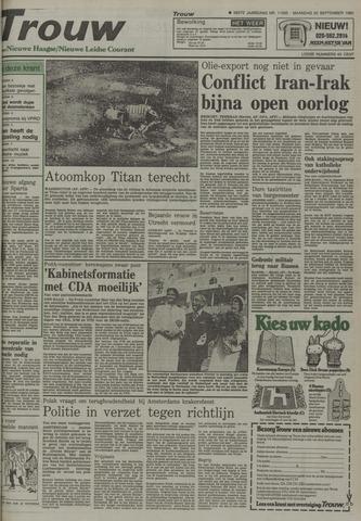 Nieuwe Leidsche Courant 1980-09-22