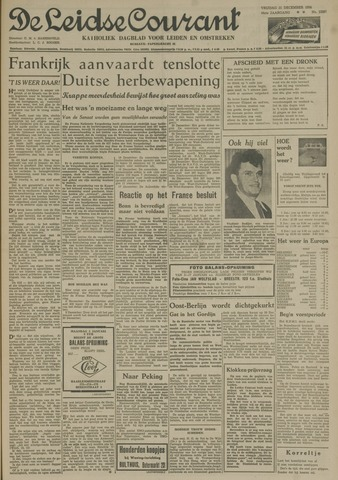 Leidse Courant 1954-12-31