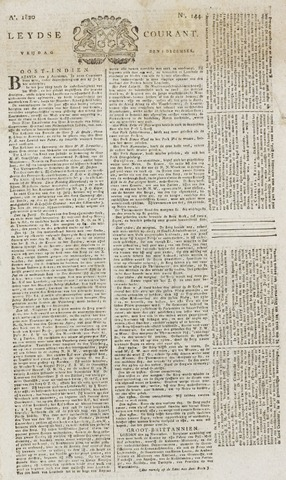 Leydse Courant 1820-12-01