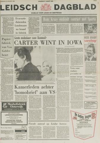 Leidsch Dagblad 1980-01-22