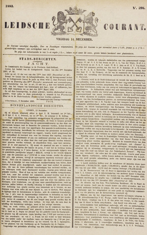 Leydse Courant 1883-12-14