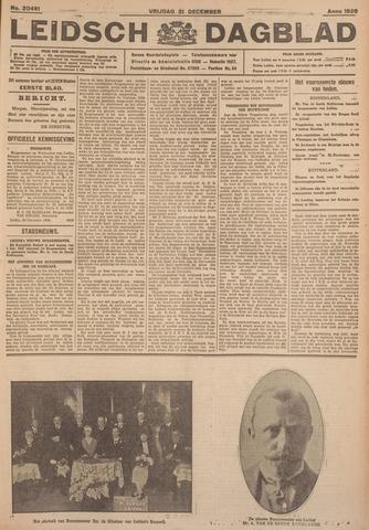 Leidsch Dagblad 1926-12-31