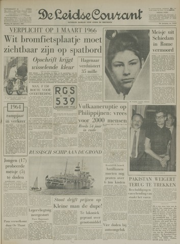 Leidse Courant 1965-09-28