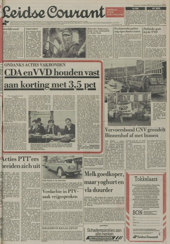 Leidse Courant 1983-10-11