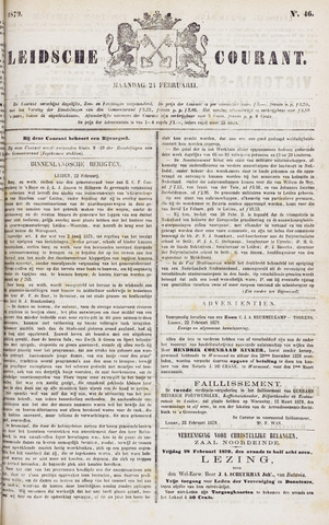 Leydse Courant 1879-02-24