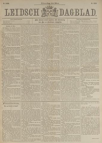 Leidsch Dagblad 1896-05-12
