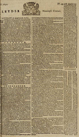 Leydse Courant 1752-04-24