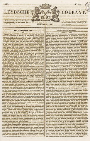 Leydse Courant 1860-04-06