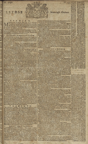 Leydse Courant 1757-11-07