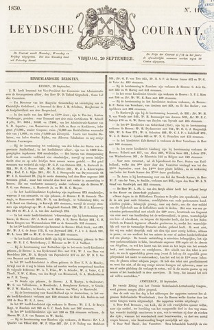 Leydse Courant 1850-09-20