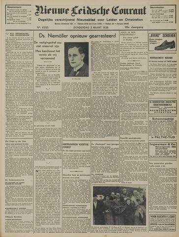 Nieuwe Leidsche Courant 1938-03-03