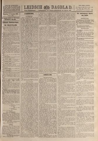 Leidsch Dagblad 1920-12-15