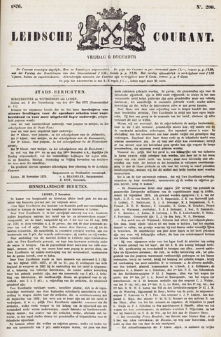 Leydse Courant 1876-12-08