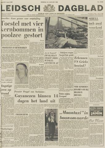 Leidsch Dagblad 1968-01-23