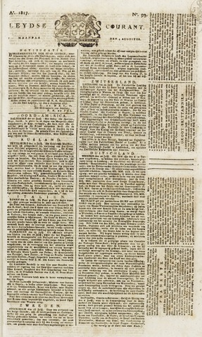 Leydse Courant 1817-08-04