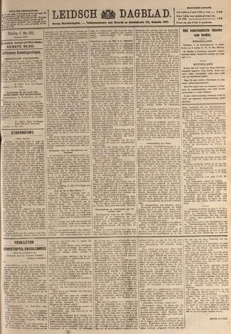 Leidsch Dagblad 1921-05-17